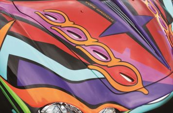Evangelion Orochi Car 006 - 20141111