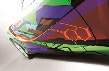 Evangelion Orochi Car 009 - 20141111