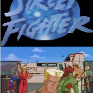 Street Fighter II (USA TV)