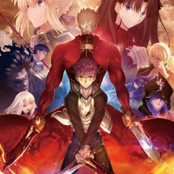 Fate/stay night: Unlimited Blade Works Season 2 Key Visual