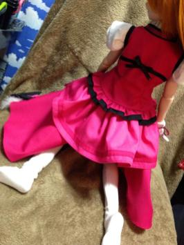 Honoka Doll Cosplay 003 - 20150313