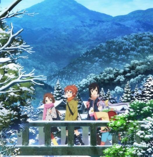 Non Non Biyori Repeat Key Visual 001 - 20150320