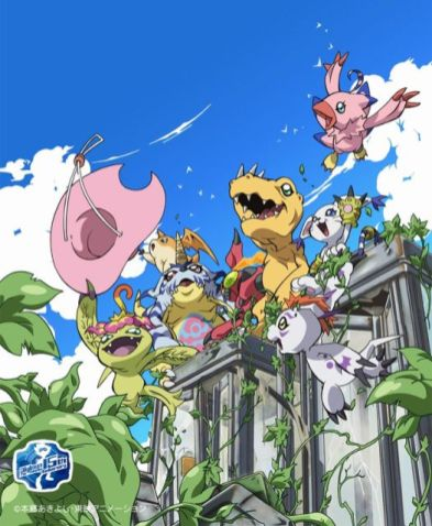 Digimon Tri Key Visual 003 - 20150415