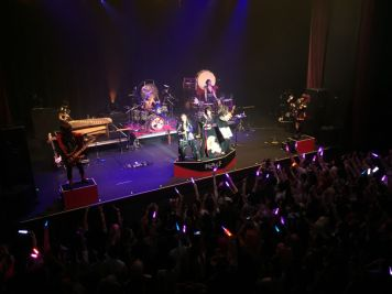 Wagakki Band Anime Expo 005 - 20150726