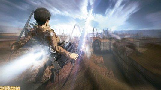 Attack on Titan PS4 001 - 20150820
