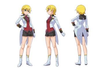 Tsubasa Kisaragi (Legendary Girl)