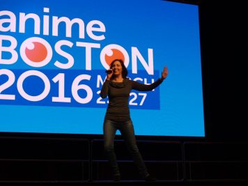 Anime Boston 2016 - Carrie Keranen 002 - 20160330