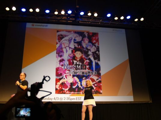 Anime Boston 2016 - Crunchyroll Panel 033 - 20160331