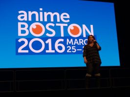 Anime Boston 2016 - Opening Ceremonies - Monica Rial 005 - 20160330
