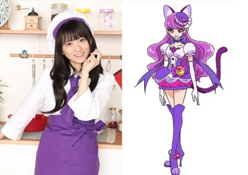 Cure Macaron (Saki Fujita)