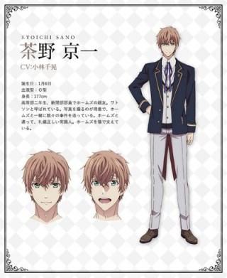 Butlers Chitose Momotose Monogatari Character Visual - Kyoichi Sano 001 - 20180126