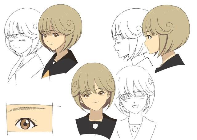 Video Girl Ai 2018 - Character Visual 002 - 20180128