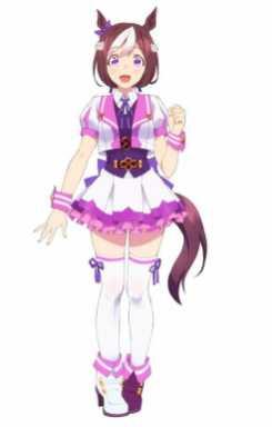 Uma Musume Character Visual - Special Week