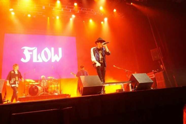 Anime Boston 2018 - FLOW Concert 044 - 20180403