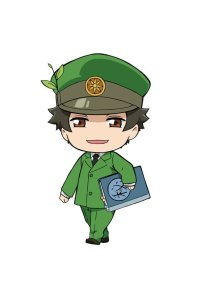 Cells At Work! Character Visual - Dendritic Cell