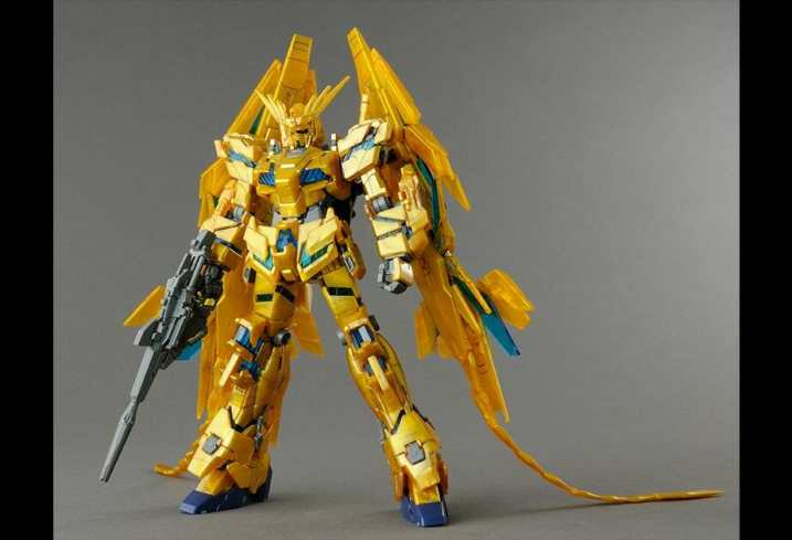 "HGUC 1/144 Unicorn Gundam Unit 03 ""Fennex"" (Destroy Mode) (Narrative Ver.)"