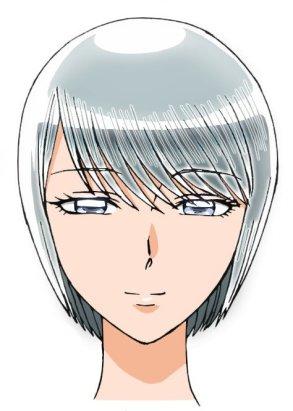 Karakuri Circus Anime Character Visual - Shirogane Saiga