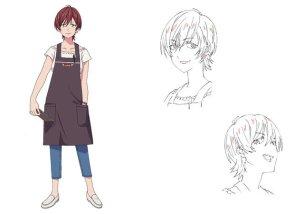 SSSS Gridman Character Visual - Rikka Mama