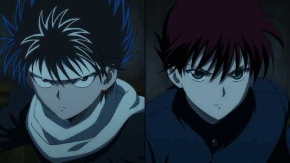 Yu Yu Hakusho OVA Still - Two Shots Still