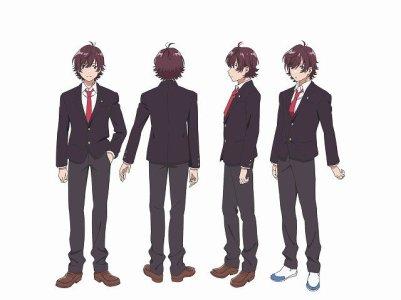 Iroduku Sekai no Ashita kara Character Visual - Sho Aoi