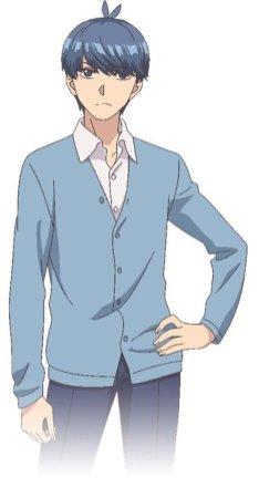 Quintessential Quintuplets Character Visual - Futaro Uesugi