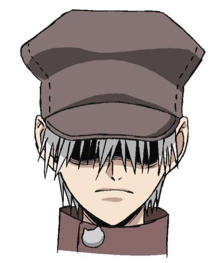 Gunjo no Magmell Anime Character Visual - Shuin
