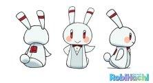 RobiHachi Character Visual - JPS-19