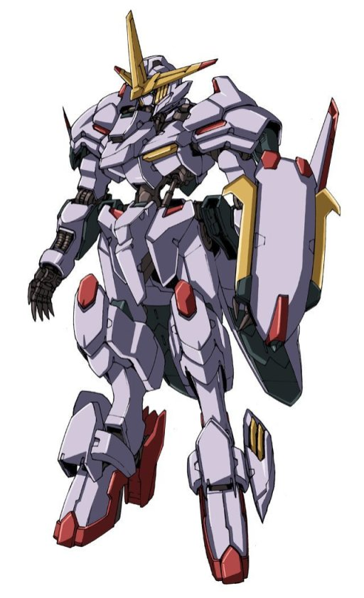 Gundam Iron-Blooded Orphans - Uror Hunt Mecha Visual - Gundam Hajiroboshi