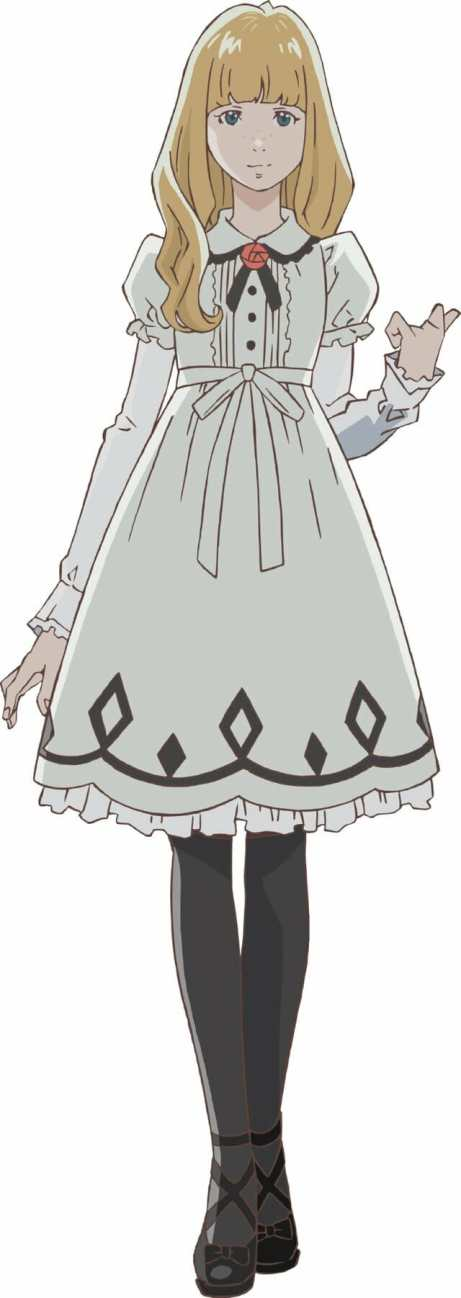 Carole and Tuesday Character Visual - Carole