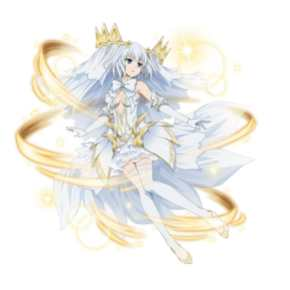 DanMemo x Date A Live III Ais Catastrophe Character Visual - Origami
