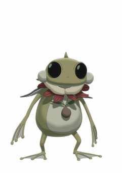 Fairy Gone Anime Character Visual - Tomerīzu