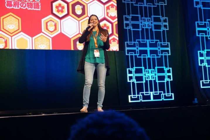 Anime Boston 2019 - Opening Ceremonies 024 - Kara Edwards
