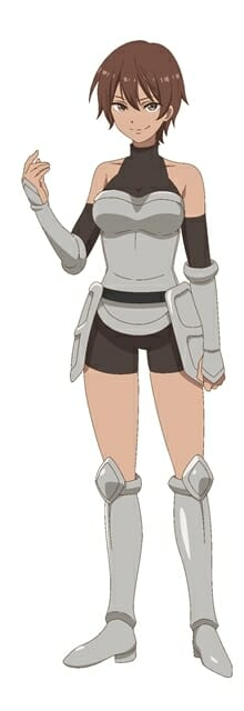 Isekai Cheat Magician Anime Character Visual - Grami
