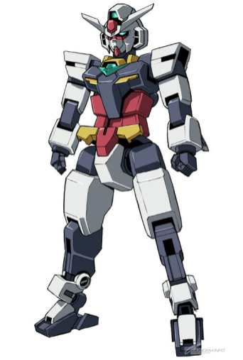 Gundam Build Divers ReRISE Mecha Visual - Core Gundam