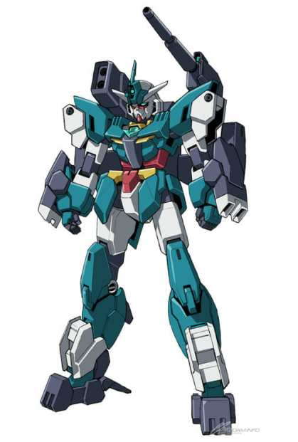 Gundam Build Divers ReRISE Mecha Visual - Veetwo Gundam