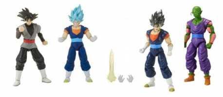 """Dragon Ball Super"" figures"