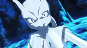 By the way, I know this is not the same Mewtwo from the first Pokemon movie. So don't bother pointing that out.