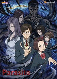 "Based on the manga ""Parasyte"" by Hitoshi Iwaaki, originally serialized in ""Afternoon"" by KODANSHA LTD. ©Hitoshi Iwaaki/KODANSHA LTD. ©NTV/VAP/4cast"