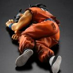 Dragon Ball Z Action Figure Toy Dead Yamcha Anime Dragon Ball Z Figure