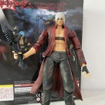 Play Arts Kai Cloud J Devil May-Cry Figure Dante Action Figure Model Toy 12 inch