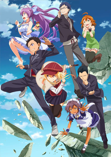 Nanana S Buried Treasure Tv Anime News Network