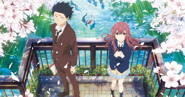 Image result for a silent voice movie