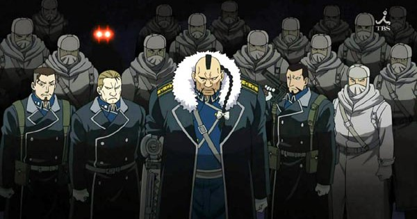 6 Most Dangerous Military Organizations In Anime The