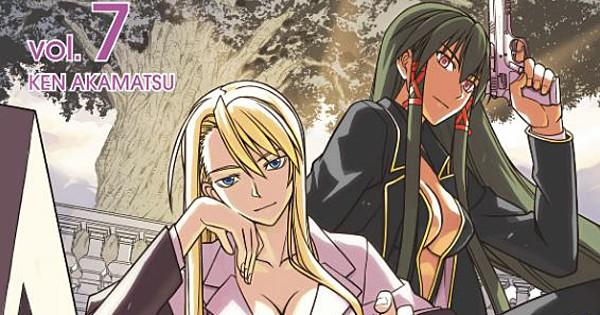 UQ Holder GN 7 Review Anime News Network
