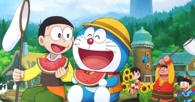 Doraemon: Story of Seasons Game Gets English Release for Switch, PC in Fall