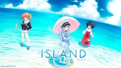 ISLAND Visual Novel's TV Anime, English Release Revealed ...
