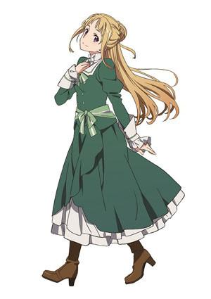 Fine: Saori Hayami (Amaama to Inazuma)