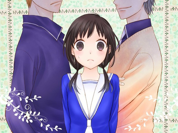 fruits basket another, anime