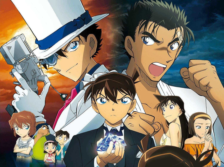Detective Conan - The Fist of Blue Sapphire