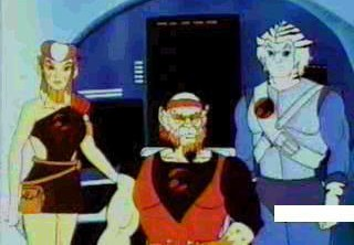 Image result for thundercats new characters lynx-o, ben-gali, pumyra